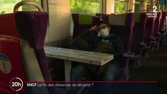 SNCF : remplir à nouveaux les trains est-il dangereux ?