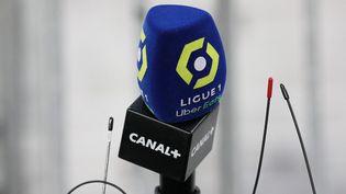 La justice a ordonné à Canal+ de diffuser les matchs correspondant au lot n°3. (LAURENT SANSON / LS MEDIANORD DPPI via AFP)