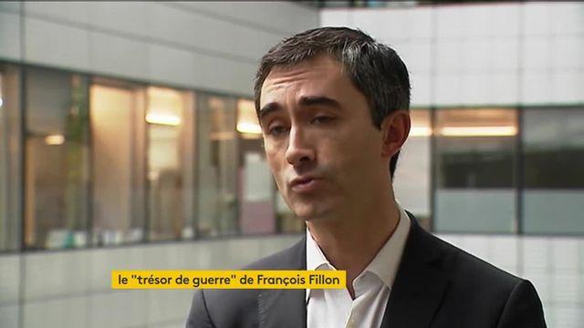"""""""Trésor de guerre"""" de François Fillon : qui va garder le pactole ?"""