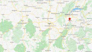 Les faits se sont produits à Annecy (Haute-Savoie), à l'été 2021. (CAPTURE D'ECRAN GOOGLE MAPS)