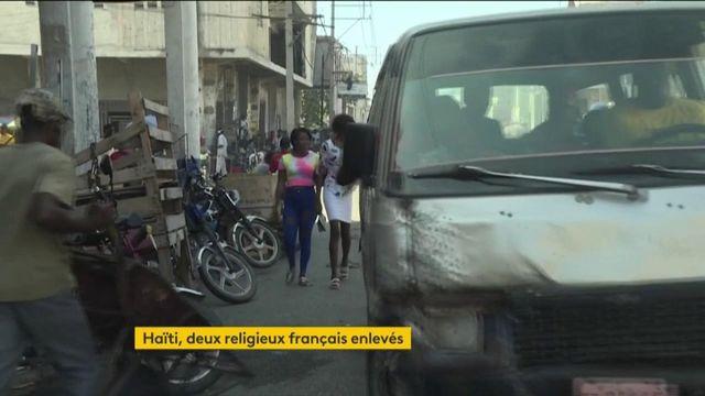 Haïti : deux religieux français enlevés