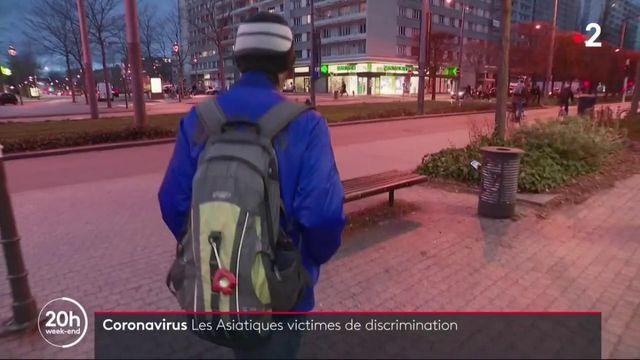 Coronavirus : les Asiatiques victimes de discrimination en France