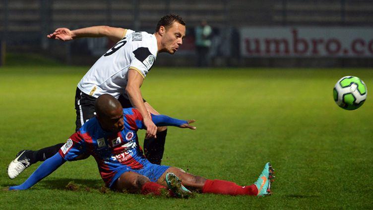 Angers et Lens face à face à Bollaert
