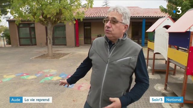 Aude : une rentrée scolaire à préparer après les inondations