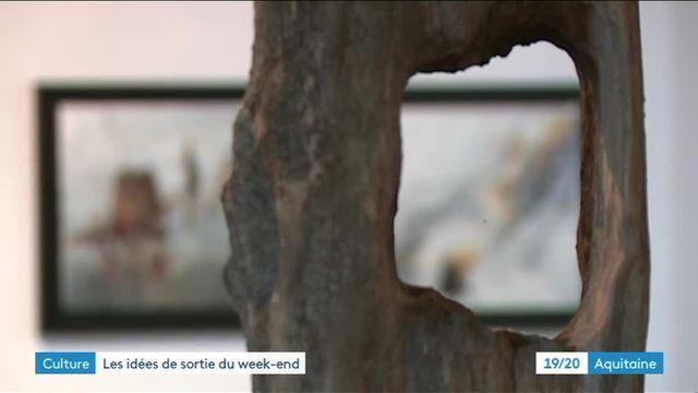 NAY (64) EXPO MYSTERES DE LA MATIERE MINOTERIE