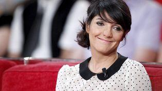 L'humoriste Florence Foresti, sur le plateau de l'émission Vivement Dimanche, le 30 novembre 2011. (FREDERIC DUGIT / LE PARISIEN / MAXPPP)