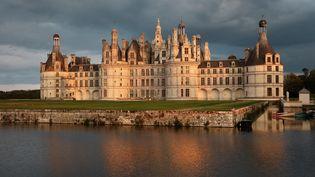Le château de Chambord, Loir-et-Cher (MANUEL COHEN / MANUEL COHEN)