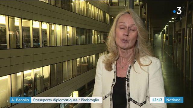 Affaire Benalla : l'imbroglio des passeports diplomatiques