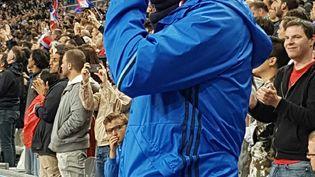Max, speaker du Stade de France. (DR)