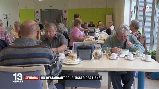 Séniors : un restaurant pour tisser des liens