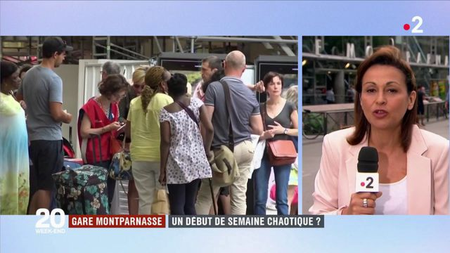 SNCF : le défi de la maintenance des trains