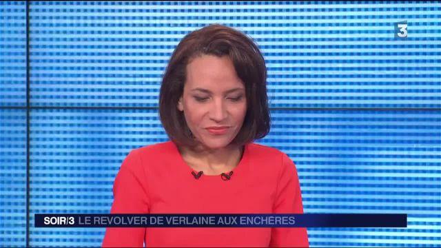 Littérature : le pistolet de Verlaine vendu aux enchères