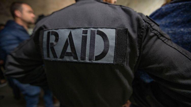 Policiers du RAID en mars 2018 (illustration). (ROLAND MACRI / BELGA / AFP)