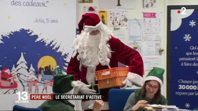 Père Noël : les lettres des enfants commencent à arriver