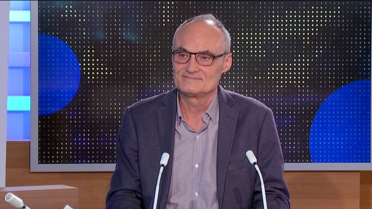 Philippe Val (FRANCEINFO)