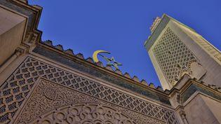Illustration de la Grande mosquée de Paris, le 21 juillet 2012. (XAVIER DE TORRES / MAXPPP)