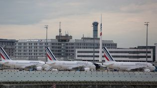 L'aéroport d'Orly, le 11 juin 2014. (IRINA KALASHNIKOVA / SPUTNIK / AFP)