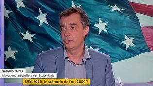 Romain Huret (Capture d'écran franceinfo)