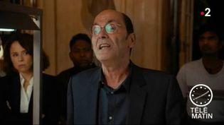 Jean-Pierre dans le film Le sens de la fête. (FRANCE 2)