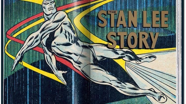 """The Stan Lee Story"" de Roy Thomas (Tashen) (Jack Kirby / Taschen)"