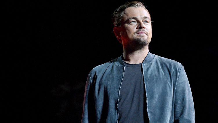 Leonardo Di Caprio, acteur engagé contre la déforestation. (THEO WARGO / GETTY IMAGES NORTH AMERICA)