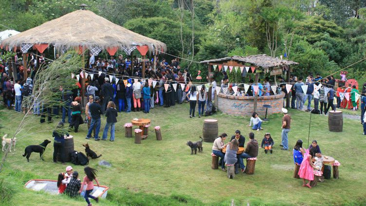 Le Pacha Uchuk Festival en Equateur - octobre 2013  (Le Petit Monde)
