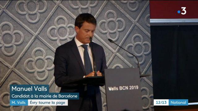 Évry tourne la page Valls