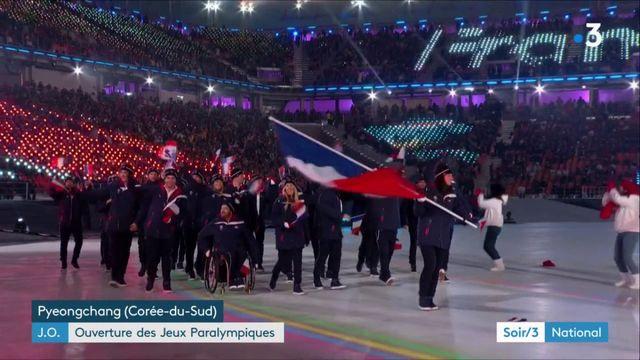 Jeux paralympiques : la délégation Tricolore affiche haut ses ambitions