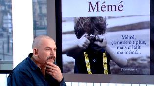 Philippe Torreton sur le plateau des 5 dernières minutes  (France2 / Culturebox)