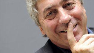 """Sorj Chalandon Grand Prix du roman de l'Académie française pour """"Retour à Killybegs"""" (Grasset) en 2011  (Bertrand Guay / AFP)"""