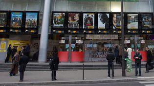 Des films Netflix à Cannes : les salles de cinéma protestent  (Thomas Morel-Fort / Le Parisien / PhotoPQR / MaxPPP)