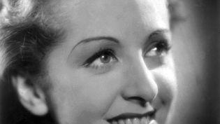 Danielle Darrieux, comédienne en 1937. (- / SNEP)