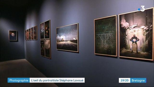 Exposition du photographe Stéphane Lavoué en Bretagne