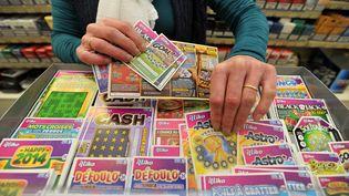Une Reimoise a porté plainte contre la Française des jeux après qu'un buraliste a perdu son ticket de loto. (MAXPPP)