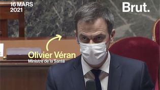 """VIDEO. AstraZeneca : """"Si les conditions sont réunies, alors nous dirons aux Français """"vous pouvez y aller"""""""" (BRUT)"""