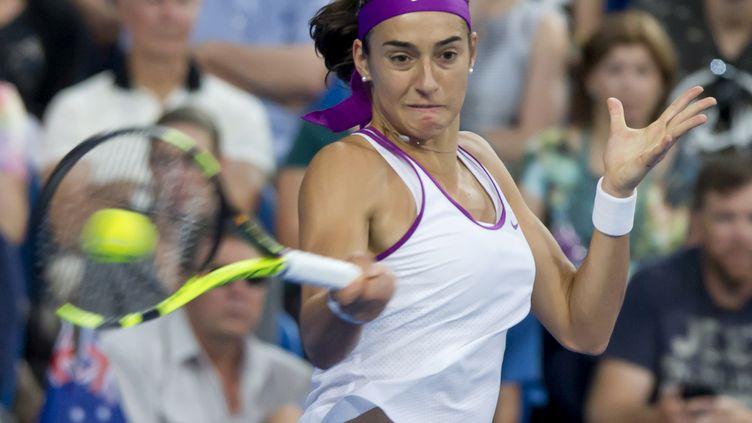 Caroline Garcia (TONY ASHBY / AFP)