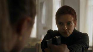 Cinéma : Black Widow débarque sur les écrans avec Scarlett Johansson (FRANCE 2)