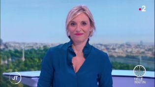 Valérie Heurtel. (France 2)