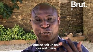 VIDEO. L'histoire de Simon Worou, le premier maire noir de l'Aveyron (BRUT)