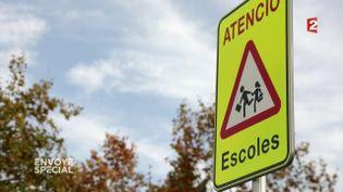 Ecole en Catalogne (FRANCE 2 / FRANCETV INFO)