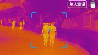 La science peut compter sur la technologie pour l'assister. Depuis quelques années, on a vu apparaître de nouvelles manières de prendre sa température. Mais cela pourrait être changé grâce à des lunettes conçues en Chine. (France 2)