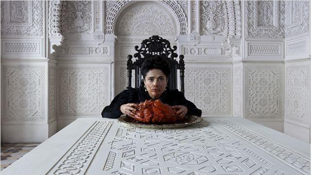 Salma Hayek joue l'un des protagonistes de ce film fantastique  (Greta De Lazzaris - Le Pacte)
