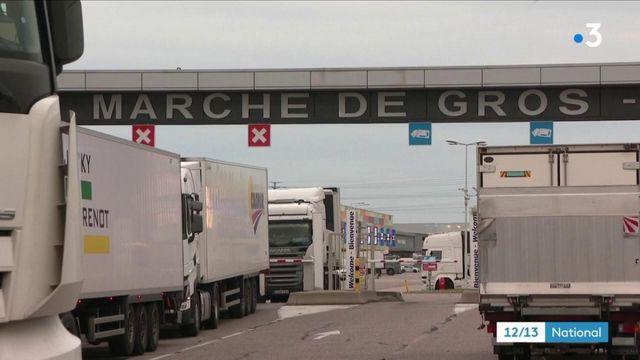 Grève contre la réforme des retraites : les routiers organisent des blocages dans toute la France