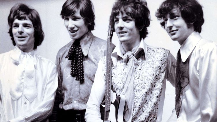 Les Pink Floyd, en 1967.  (Associated Newspapers/Rex Features)