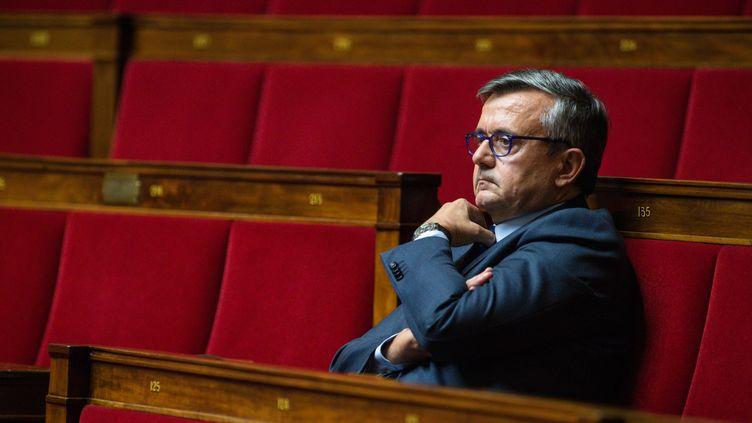 Yves Jégo, à l'Assemblée nationale, le 7 novembre 2017. (MAXPPP)