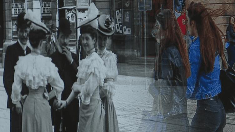 Détail d'une photo de Vincent Zénon Rigaud  (France 3 Culturebox capture d'écran)