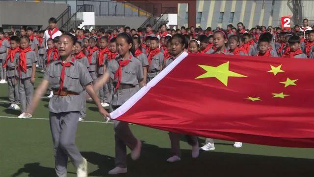 Chine : à l'école de l'armée rouge