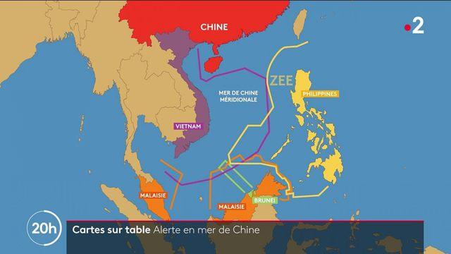 Mer de Chine : l'État chinois accentue militairement son emprise sur la zone