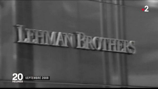 Lehman Brothers : une fête qui fait polémique