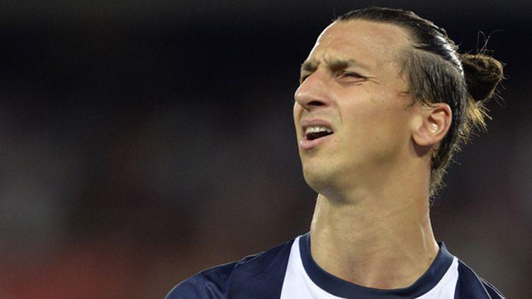 Zlatan Ibrahimovic (PSG) (MIGUEL MEDINA / AFP)